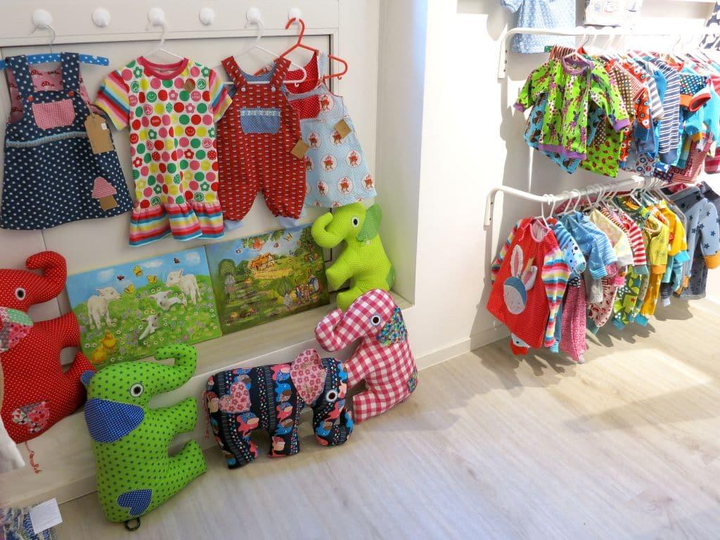 Kinderkleidung in Münster
