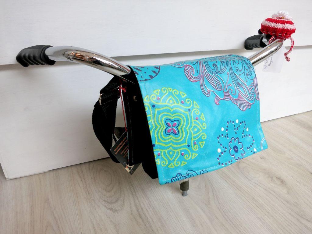 Fahrrad-Lenker-Tasche als Geschenk