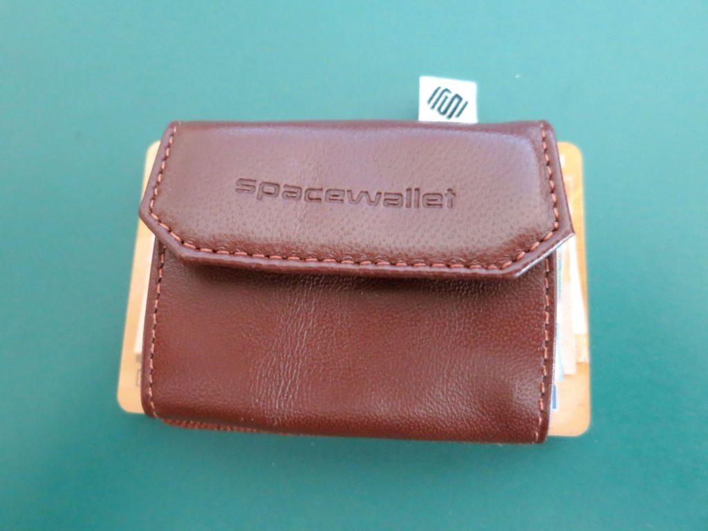Mini-Geldbörse als Geschenk